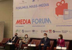 """Peter Michalko: """"Moldova este în cădere constantă în raportul privind libertatea presei"""""""