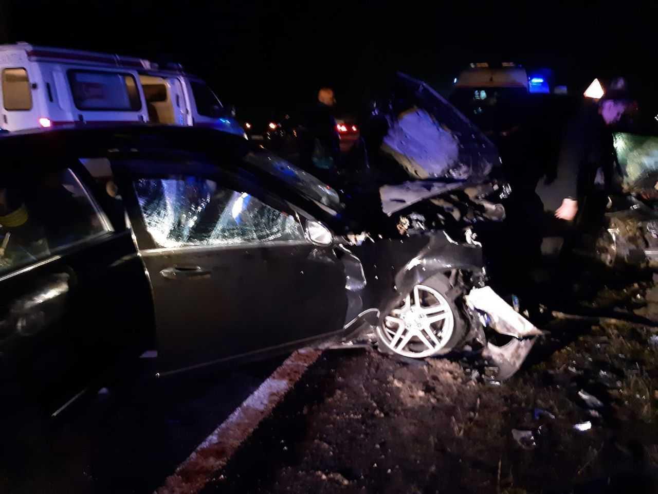 Noi detalii despre accidentul din raionul Strășeni, soldat cu 7 răniți. Soțul șoferiței a murit (FOTO)