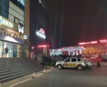 Охрана Bercut, полиция и НКФР. Что произошло у офиса Moldasig? (ВИДЕО)