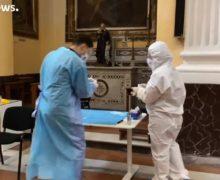 «Подвешенные» тесты накоронавирус. ВИталии появился новый вид благотворительности