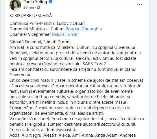 Artiștii moldoveni Carla's Dreams și The Motans cer ajutor de la guvernul României