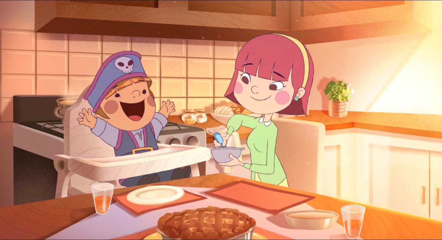 Filme de animație pentru copii vin de pe două continente și aduc multă aventură la Animest 2020