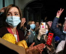 «Гарвардский крестоносец против коррупции» или «новый Саакашвили»? Чего ждут отМайи Санду зарубежные СМИ