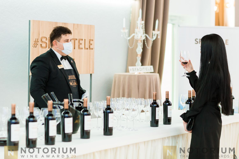 Cum a fost la ediția a 5-a a Galei premiilor NOTORIUM Trademark Awards și NOTORIUM Wine Awards 2020