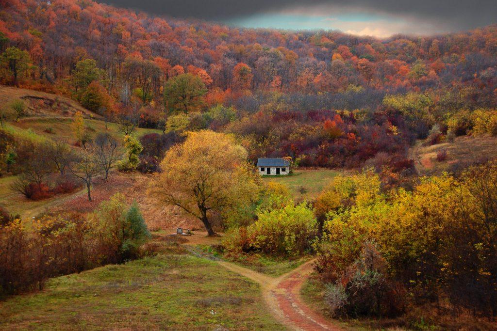 Куда поехать, чтобы увидеть настоящую молдавскую осень?