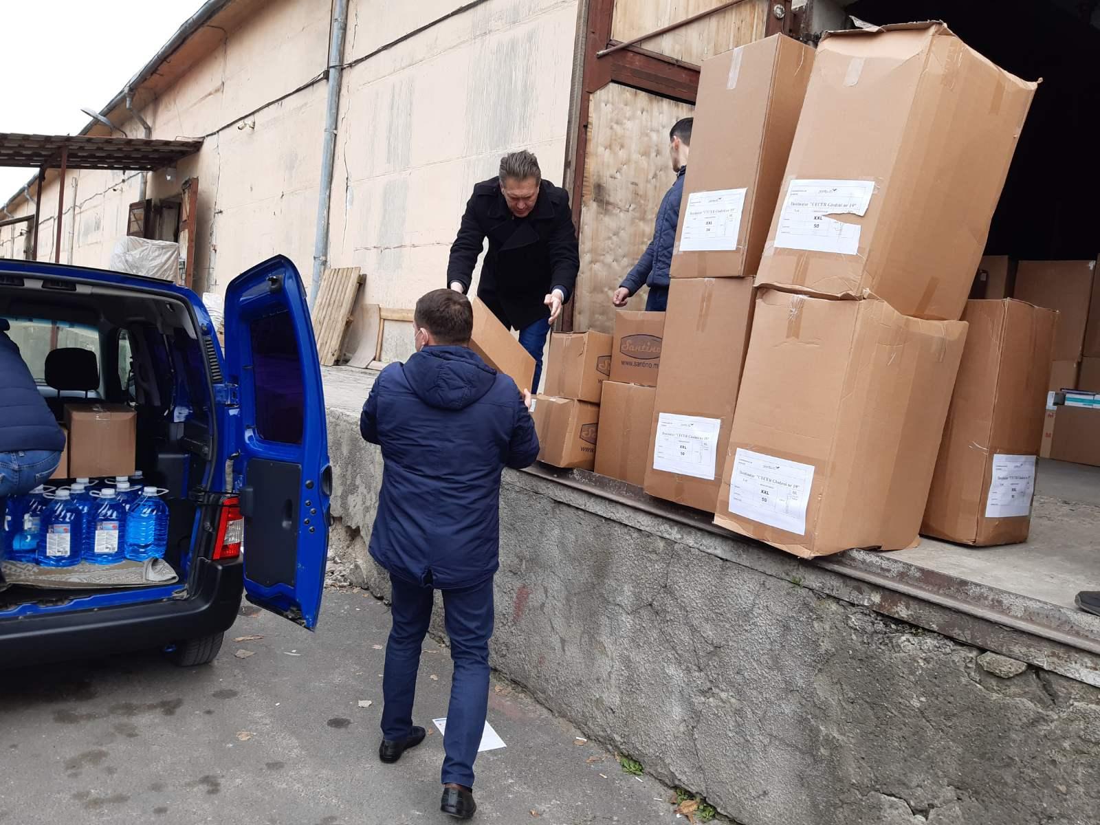 CEC a început distribuirea celor aproape 3 000 000 de buletine de vot pentru secțiile de votare din țară
