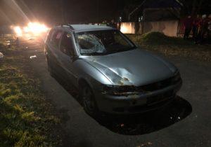 ВЕдинецком районе пьяный водитель на автомобиле насмерть сбил пешехода