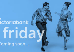 Victoriabank Friday – shopping bancar online la cele mai hot prețuri