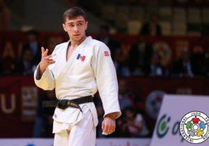 Дзюдоист Денис Виеру завоевал бронзу на чемпионате Европы в Праге