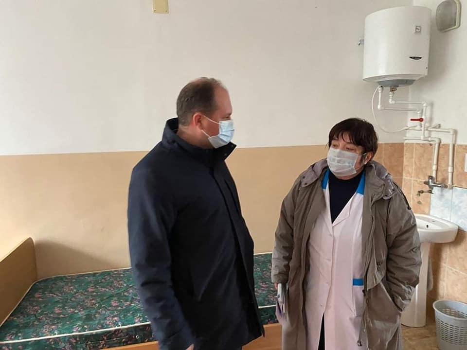ВКишиневе с10декабря еще в одной больнице начнут принимать пациентов скоронавирусом (ФОТО)