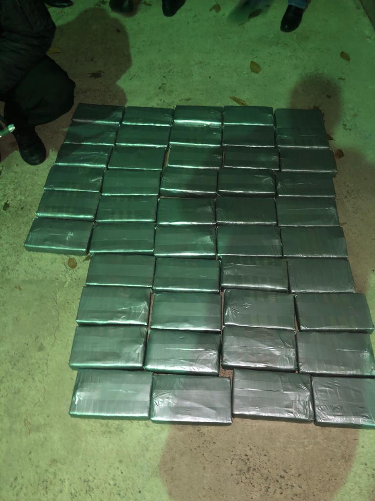 Cocaină în valoare de $12 mln, descoperită la frontiera dintre Moldova și Ucraina (FOTO)