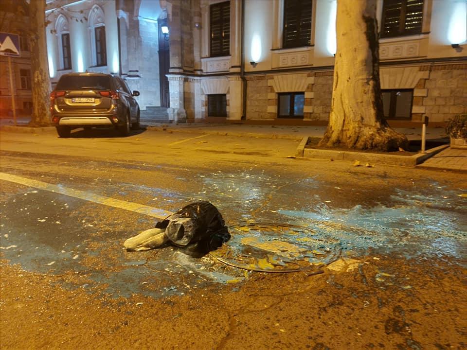 «Нападают зато, что говоришь правду». Депутат Никифорчук прокомментировал нападение насебя вцентре Кишинева