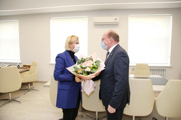 Sankt Petersburg a oferit 5 aparate de ventilare pulmonară pentru spitalele din Găgăuzia
