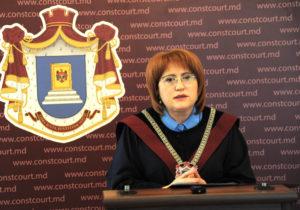 """Reacția Domnicăi Manole la acuzațiile PSRM privind uzurparea CC: """"Exercitarea oricărei forme de presiuni este inadmisibilă"""""""