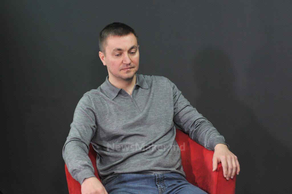«ВМолдове памятник надо поставить идиотам!» Интервью NMсВячеславом Платоном