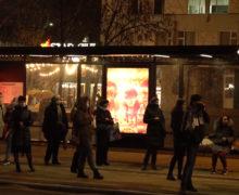VIDEO: Noi stațiideașteptare înChișinău. Compania Epamedia transformă capitala înuna «europeană»