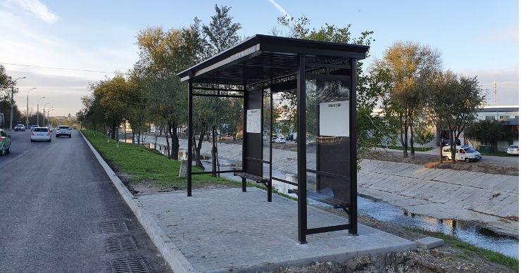 Epamedia вдохнула новую жизнь во внешний вид Кишинева: Уже установлено 125 новых остановок общественного транспорта.