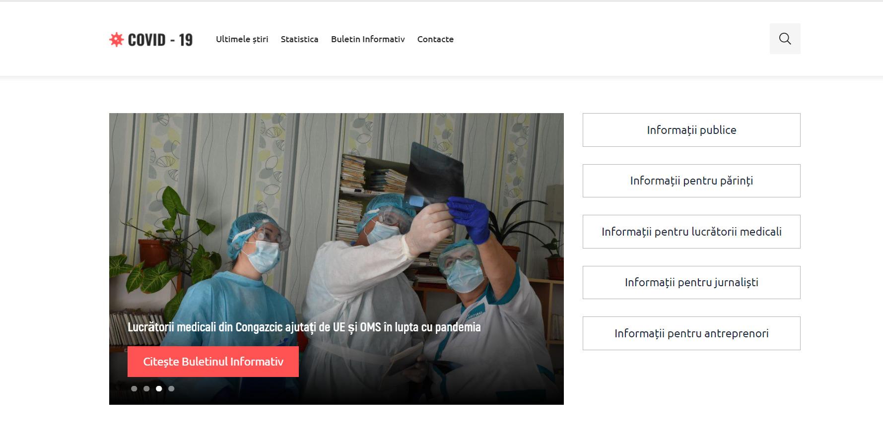 Ministerul Sănătății a lansat o nouă campanie de informare în contextul pandemiei