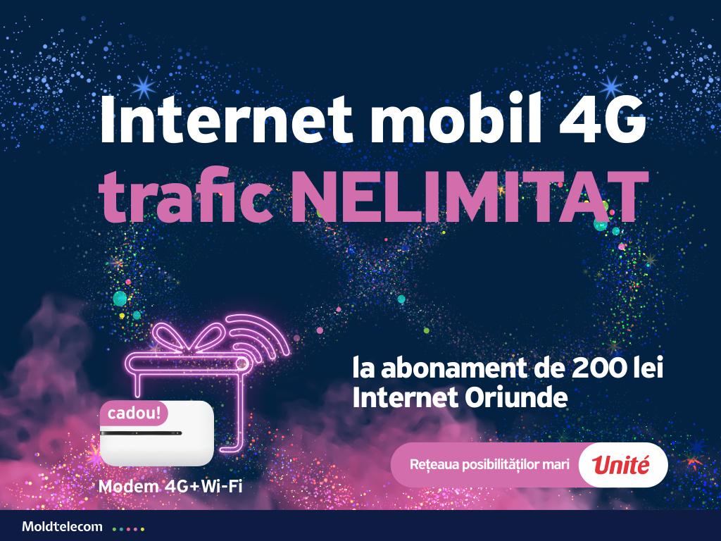 De sărbători Moldtelecom vine cu oferte magice la telefonia mobilă: portare și conectare
