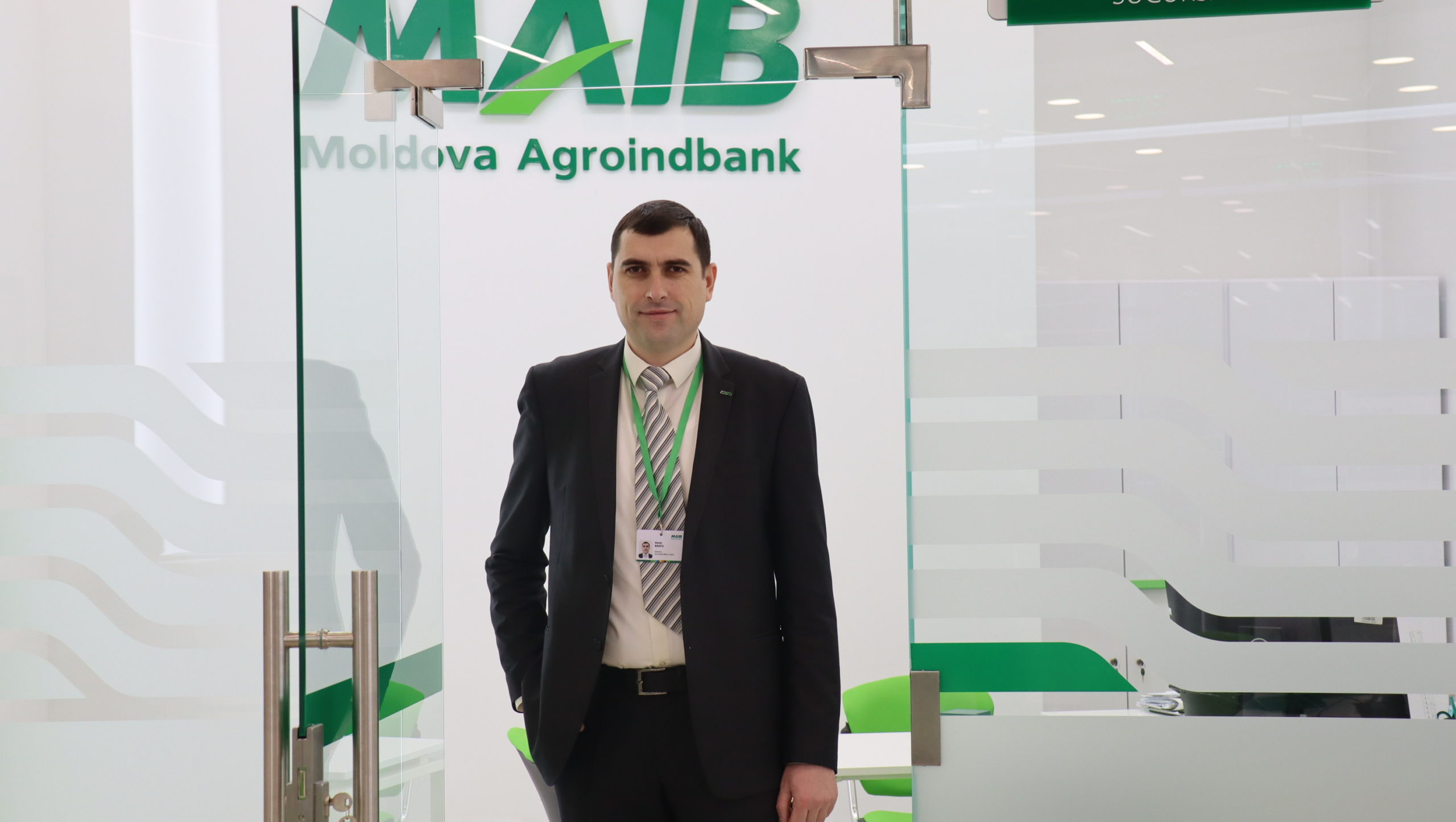 Moldova Agroindbank – o nouă locaţie, o nouă experienţă de banking