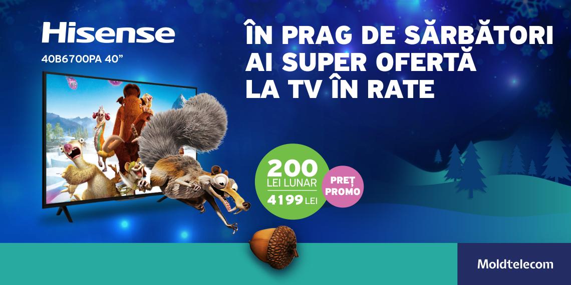 Combină Internet cu Televiziune și vizionează premiere de top cu serviciul exclusiv - Cinema Online ivi