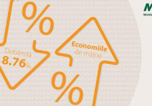 Oferta Moldova Agroindbank pentru întreprinderile micro și mici: Recalculează şi Refinanţează