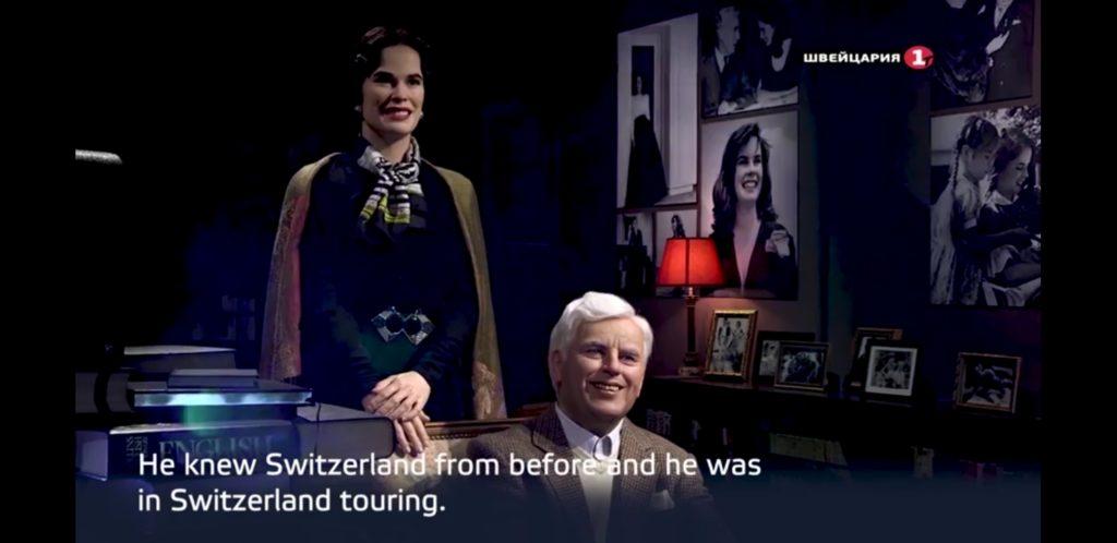 «В каждом из нас есть немного Чаплина…» В Швейцарии сняли фильм по сценарию корреспондента NM
