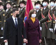 Первый зарубежный визит президента Майи Санду— вУкраину. Что это значит?