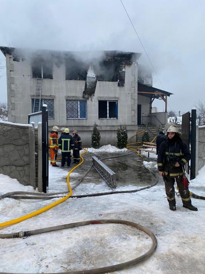 15 persoane și-au pierdut viața într-un incendiu produs într-un azil de bătrâni din Ucraina