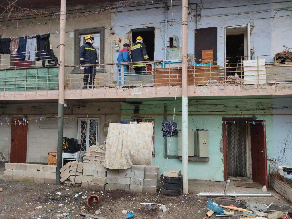 Вцентре Кишинева произошел взрыв. Один человек попал вбольницу (ФОТО)
