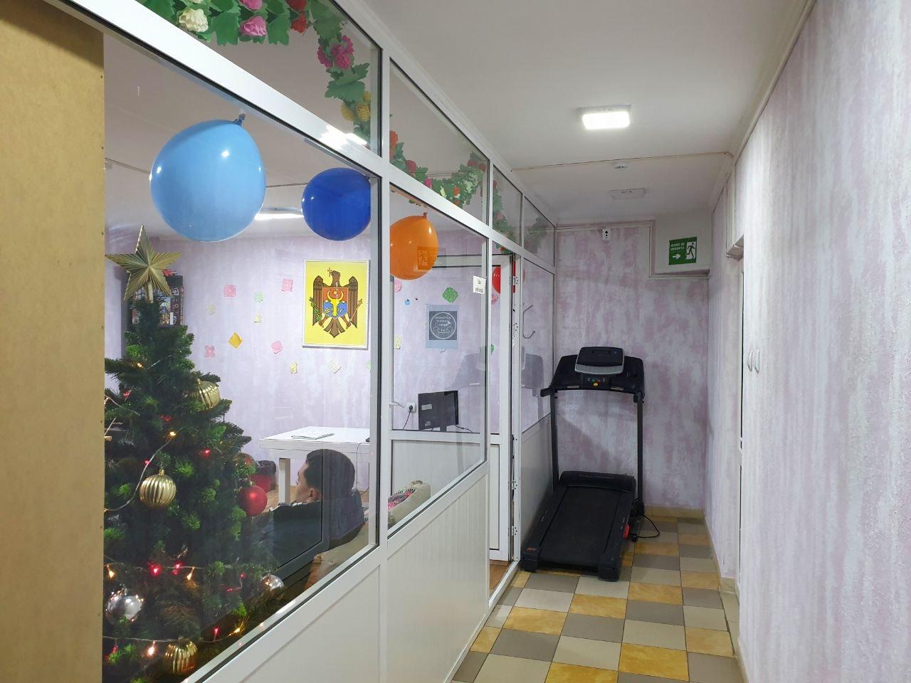 Copiii aflați în dificultate pot petrece 24/24 în cadrul unui complex special amenajat în capitală (FOTO)