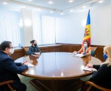 Майя Санду встретилась сглавой делегацииЕС вМолдове. Что они обсудили