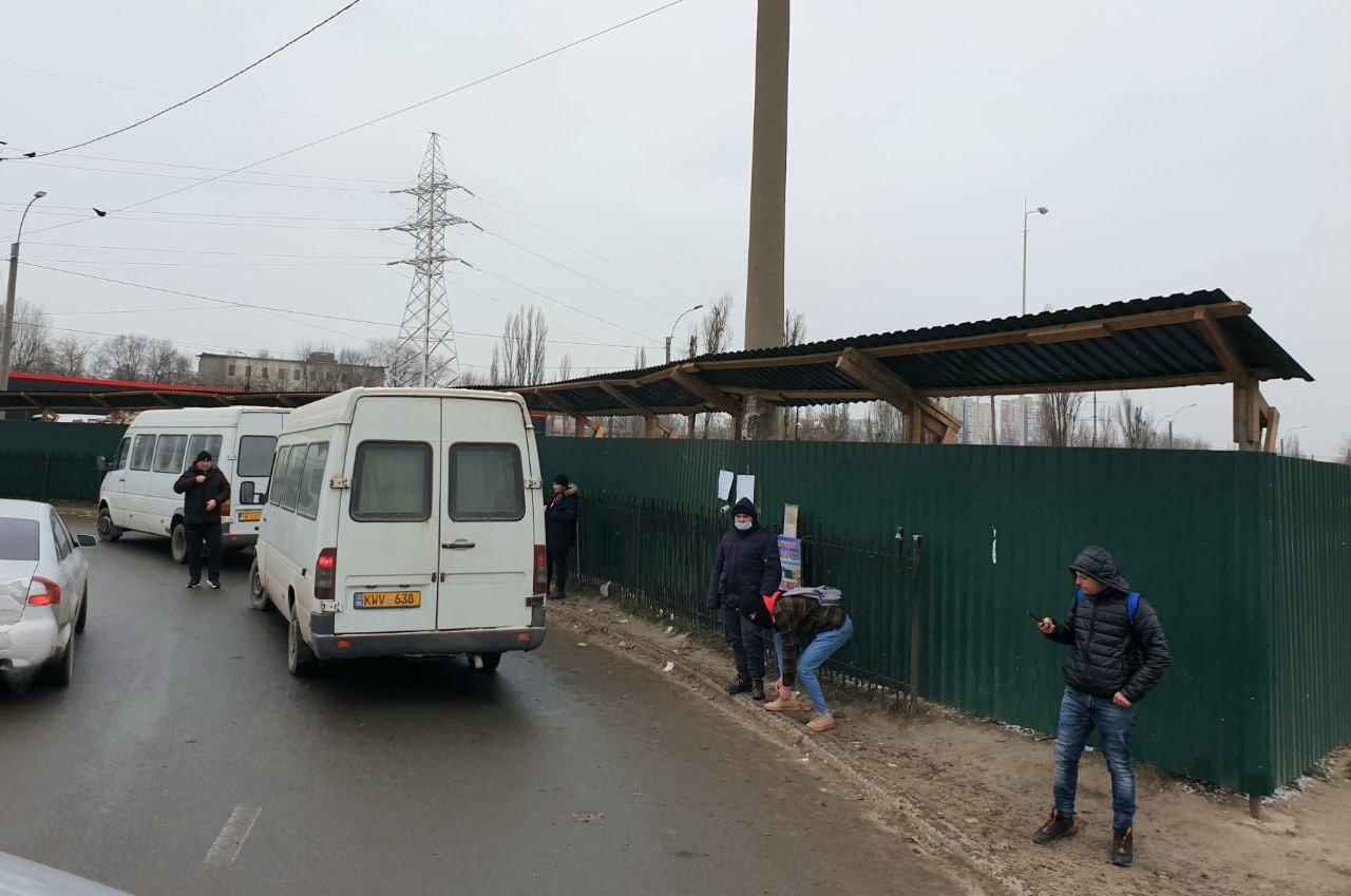 Microbuzele nu vor mai staționa în lângă Gara Auto Nord. Care este motivul?