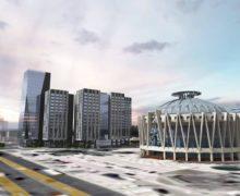 «Монстр» уЦирка. Как кишиневцы отреагировали напроект 21-этажного комплекса вохранной зоне наРышкановке