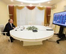 """""""Nu avem cvorum"""". Guvernul s-a întrunit în ședință pentru a anunța amânarea întrunirii (VIDEO)"""