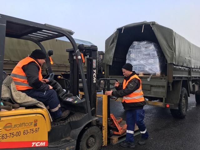România a donat Moldovei un nou lot de medicamente și echipamente destinate combaterii pandemiei de COVID-19