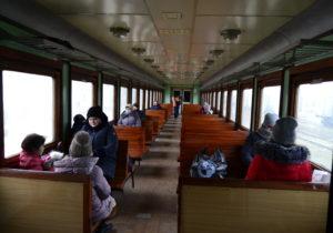 «Горят совсем старые поезда, 60-х годов. Аэто относительно новый— 70-х». Репортаж NMизпоезда Дрокия-Дондюшаны