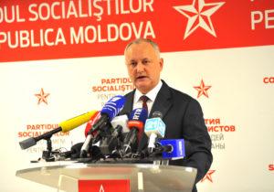 ПСРМ не будет инициировать референдум об отставке Санду. Онлайн-трансляция