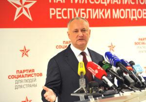 «Молдова получит несколько сотен тысяч доз». Додон ороссийской вакцине против коронавируса