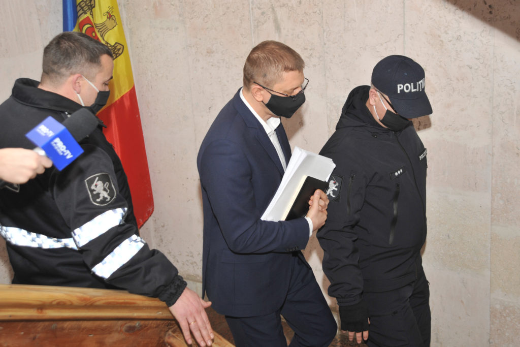 Мораря освободили. Суд отклонил ходатайство прокурора