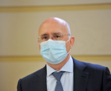 Филип объявил обуходе споста председателя ДПМ (ВИДЕО)