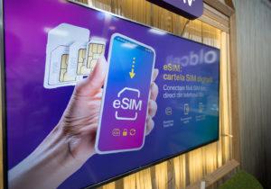 Технология eSIM теперь доступна в Молдове эксклюзивно в Moldcell