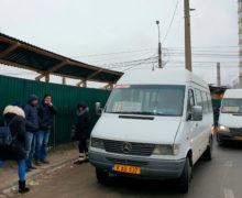 Мэрия Кишинева запретила импровизированную остановку напротив Северного автовокзала