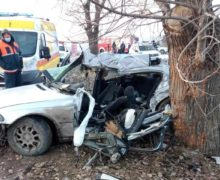 ВСынжерейской районе произошла авария. Один человек погиб (ФОТО)