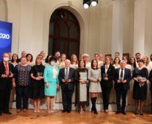 ВКишиневе вручили национальные премии задостижения вобласти культуры