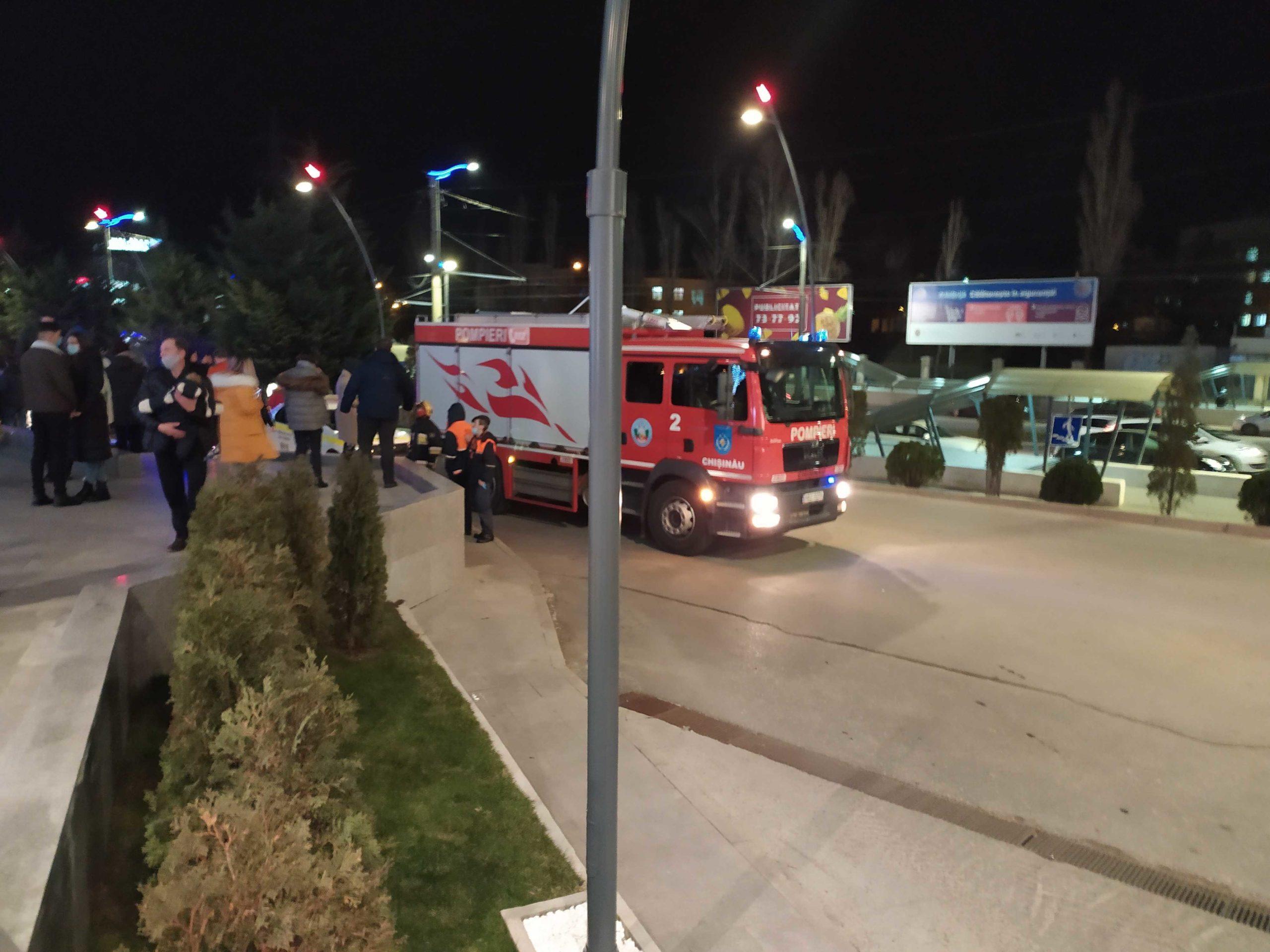 ВКишиневе эвакуировали посетителей иработников торгового центра (ФОТО/ВИДЕО) (ОБНОВЛЕНО)