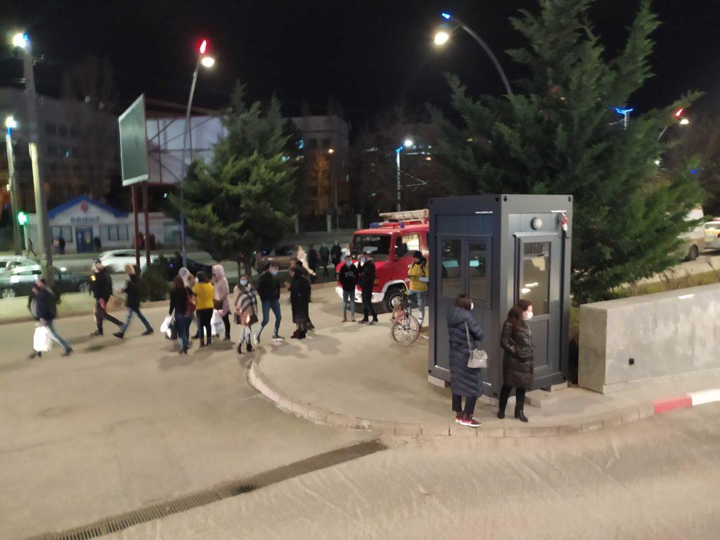 Alertă cu bombă la un centru comercial din capitală. Ce spune poliția? (VIDEO)