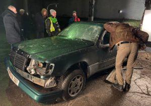 На улицах Кишинева взорвали автомобиль. Люди в масках обстреляли машину. Представляем кадры очевидцев!