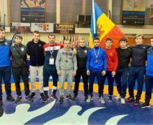 Борец изМолдовы завоевал серебро натурнире воФранции