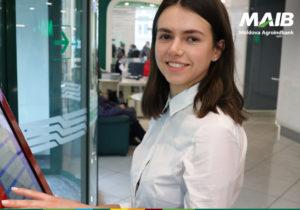 MAIB — первый банк в Молдове, запустивший услугу онлайн-записи в отделения